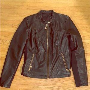 Pleather Jacket